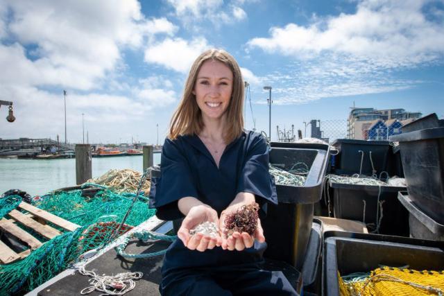 Resultado de imagen para marine bioplastic