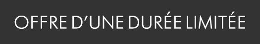 logo de l'offre à durée limitée