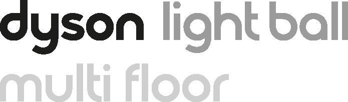 Dyson light ball logo type
