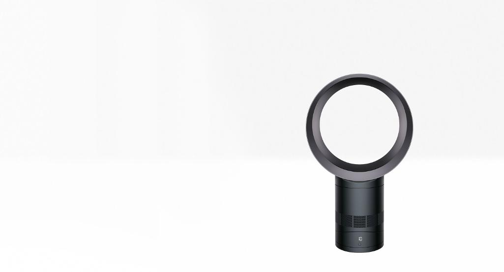 Achetez ventilateur de bureau 10 pouces dyson cool🅪 noir fer