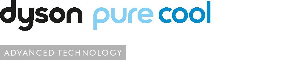 Dyson pure cool link purifier logo