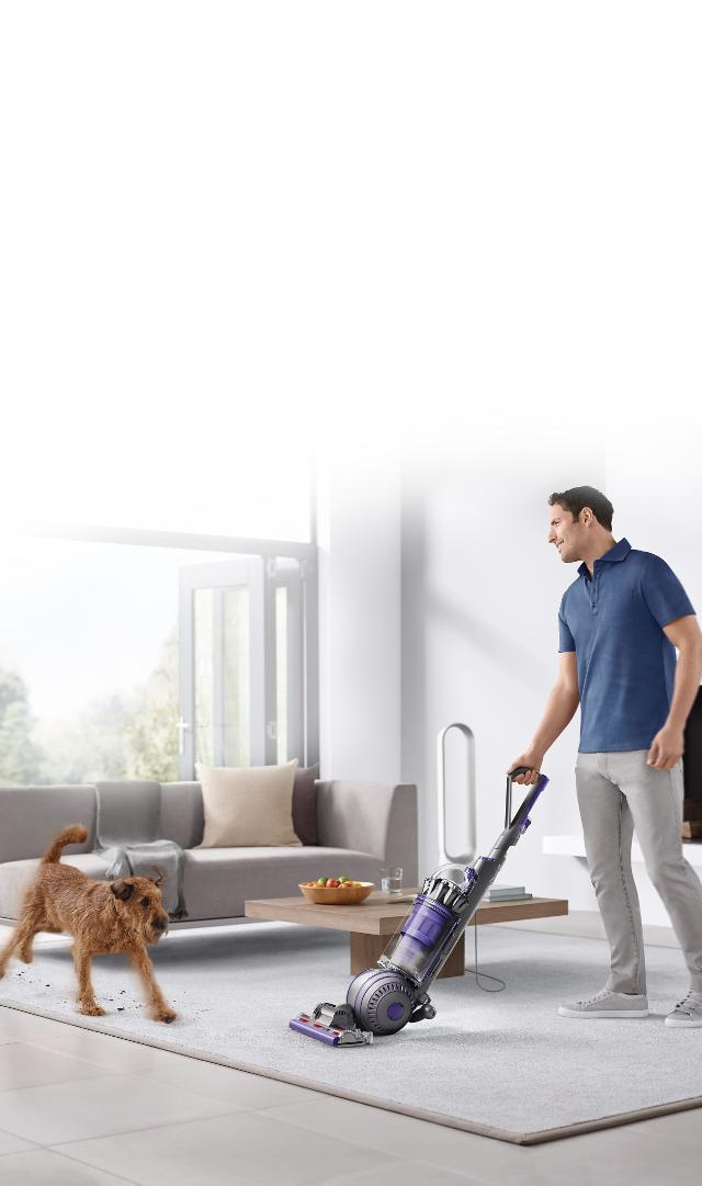Dyson Vacuums Help Clean Up After Your