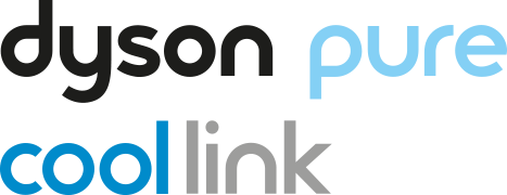 dyson pure cool link logo