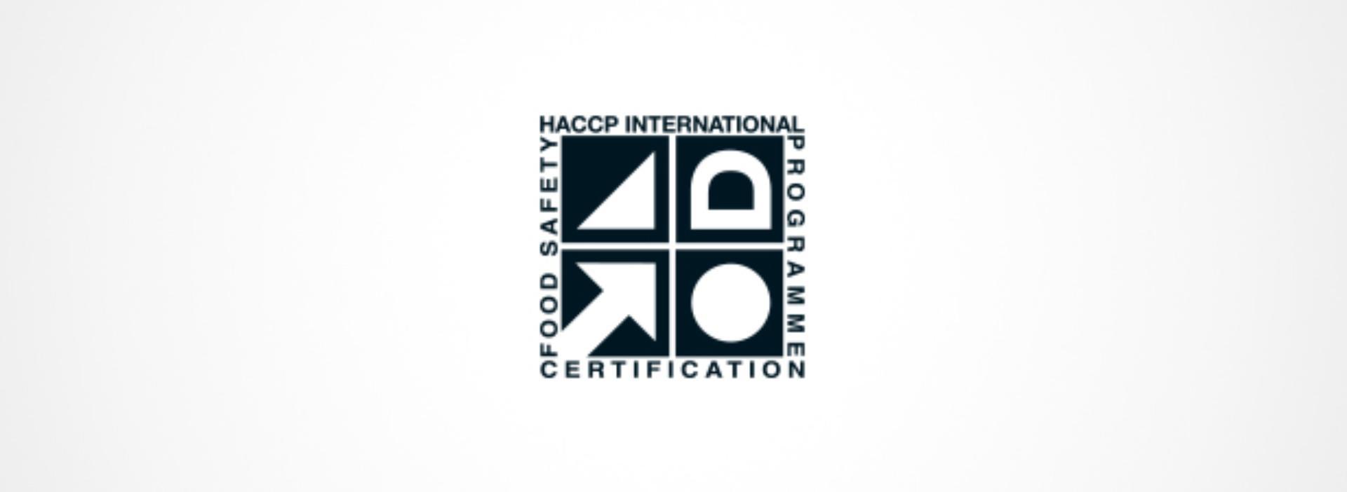 شعار HACCP