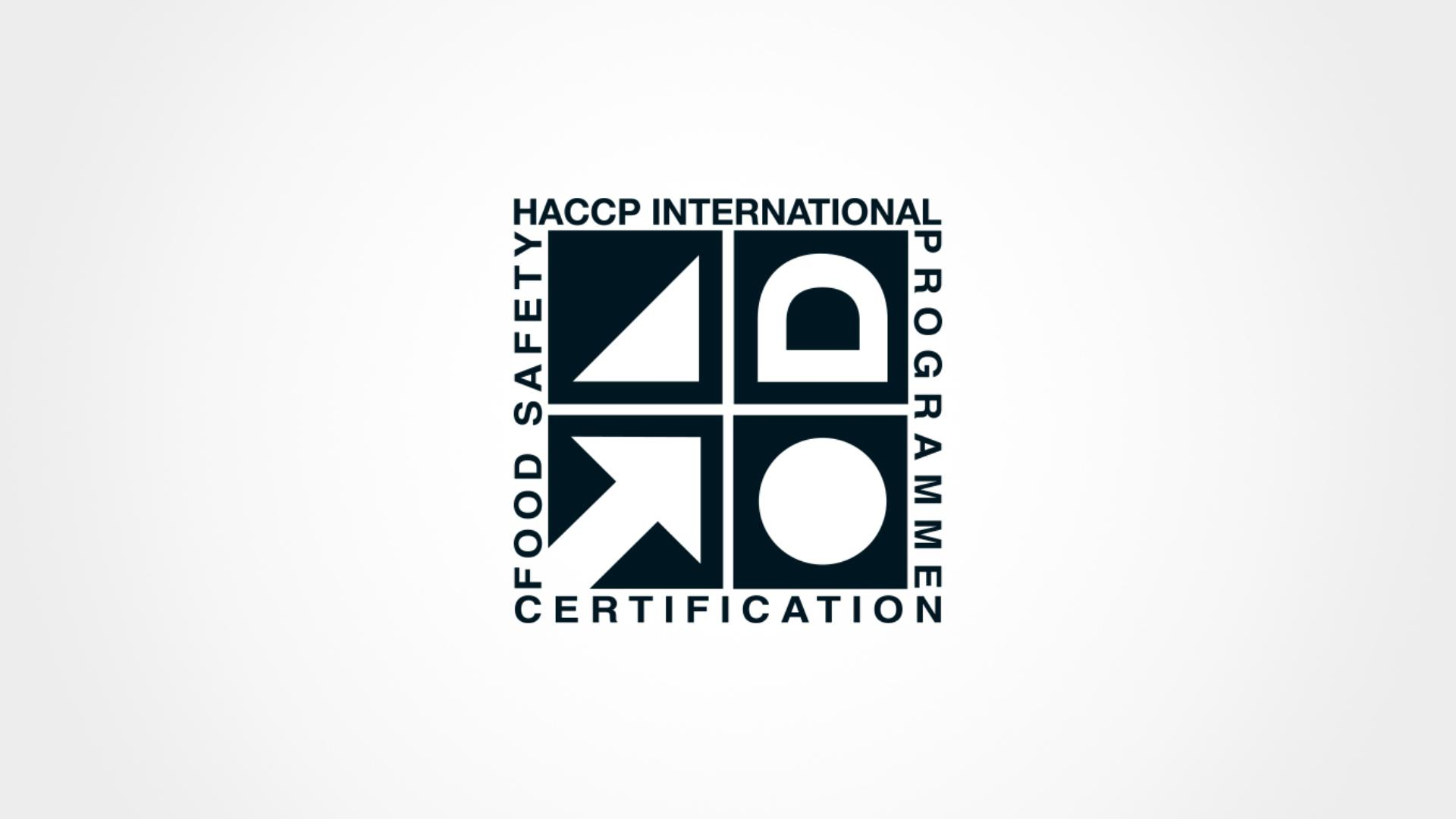 לוגו HACCP