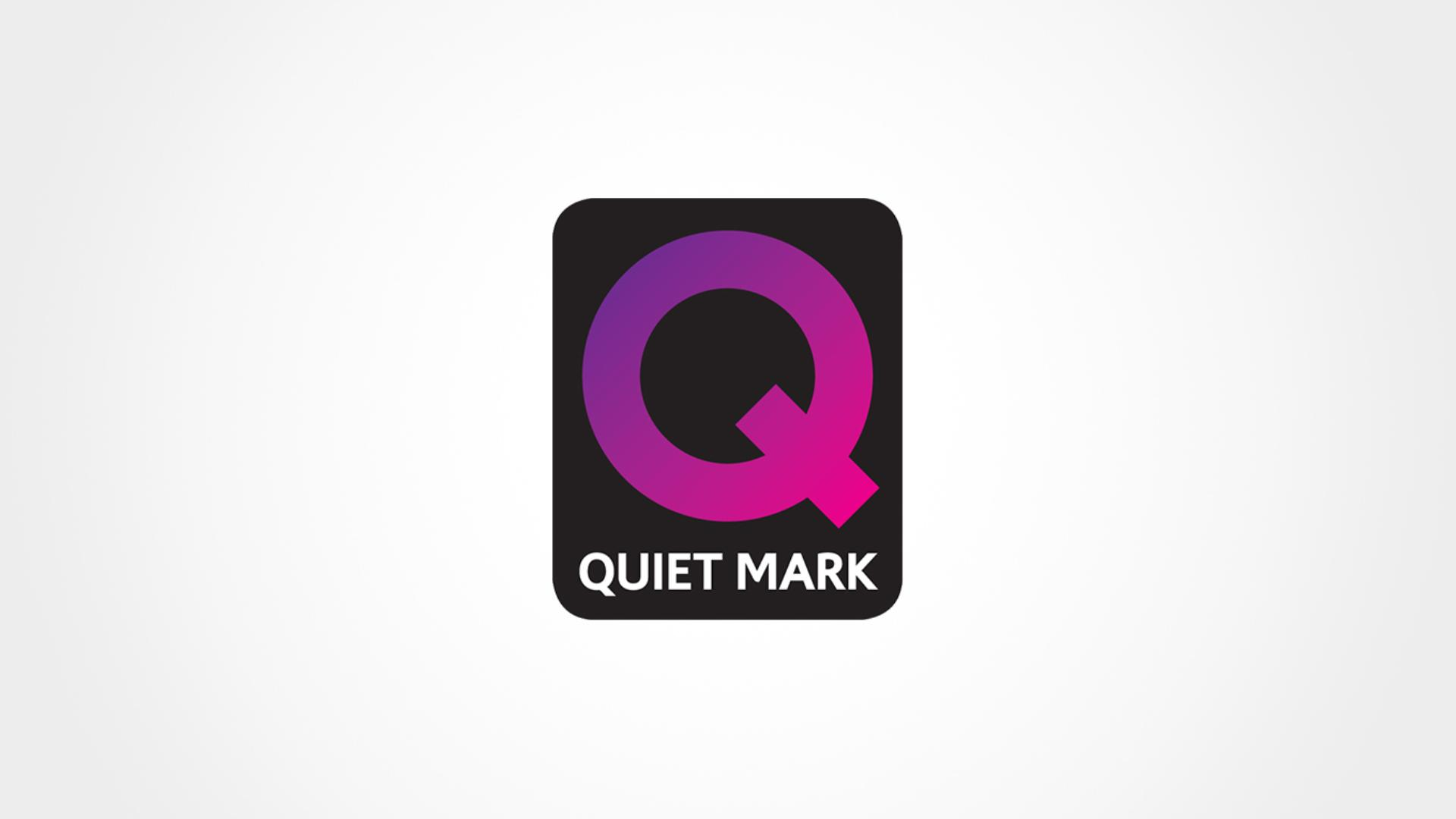 Logo Quiet Mark