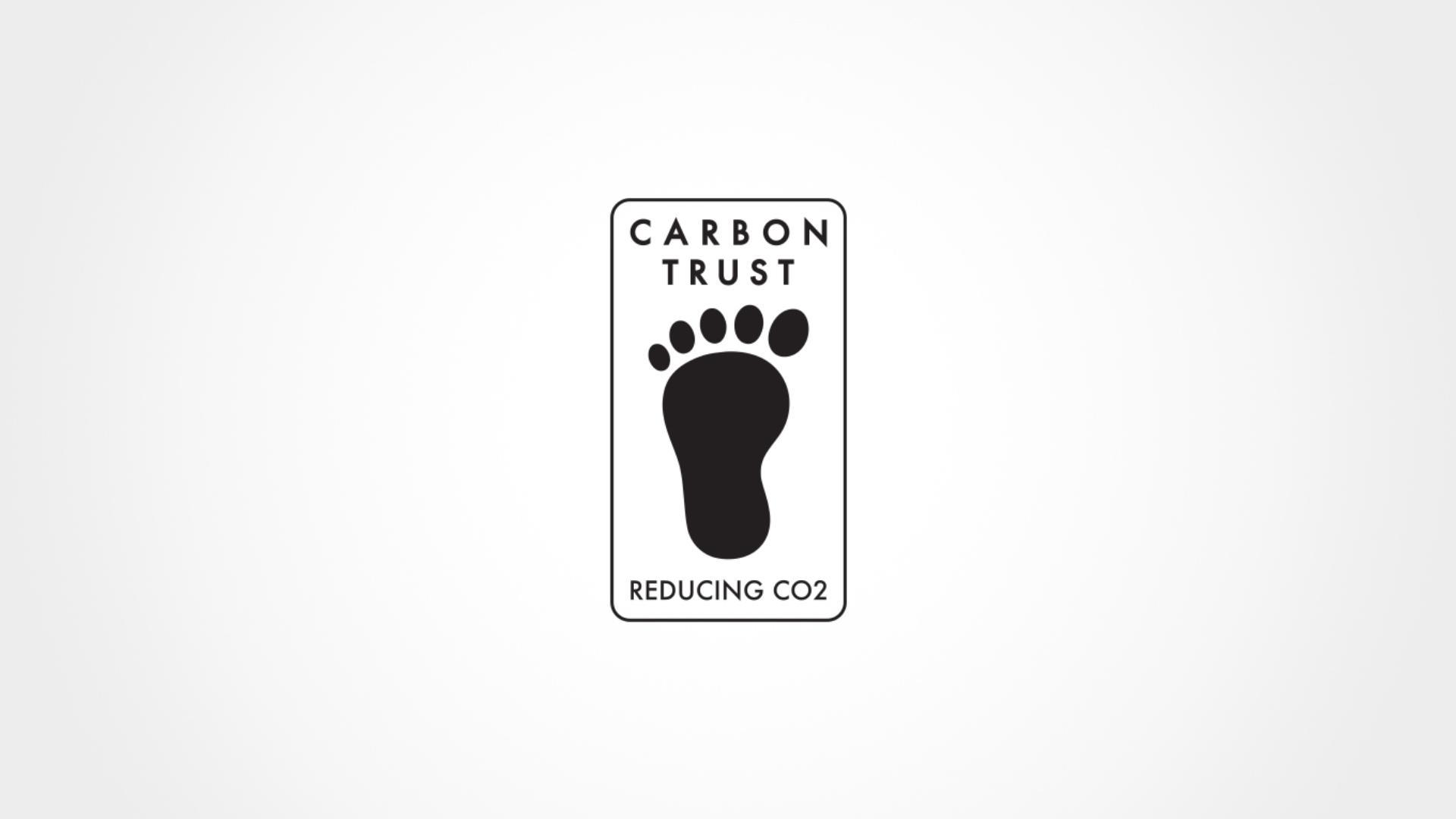 Logoul fondului Carbon Trust