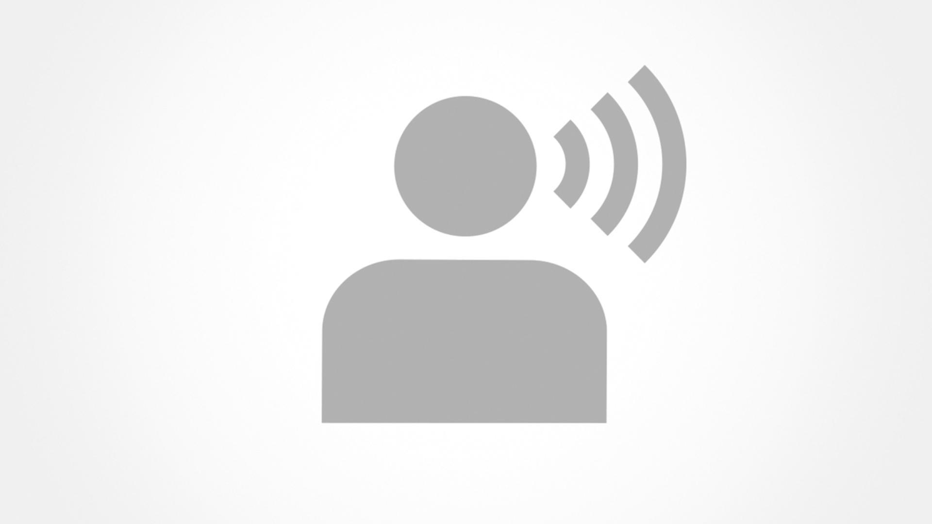 Voice control icon