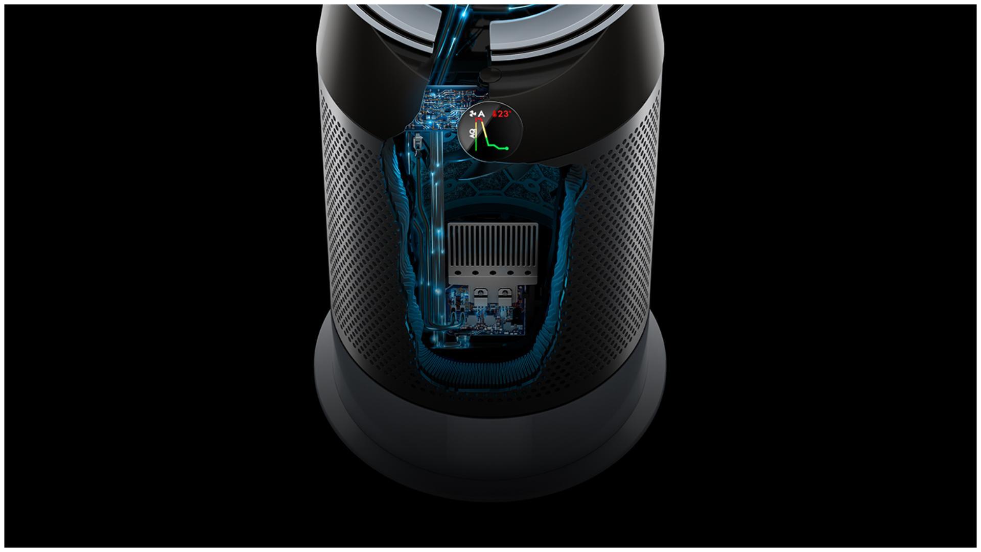 صورة بالأشعة السينية للتحكم بمُنظِّم الحرارة