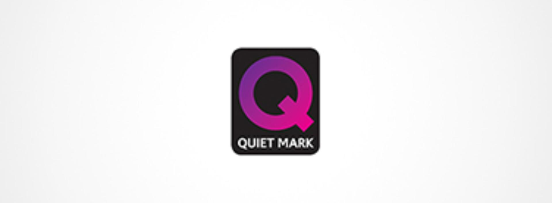 Logotipo de Quiet Mark