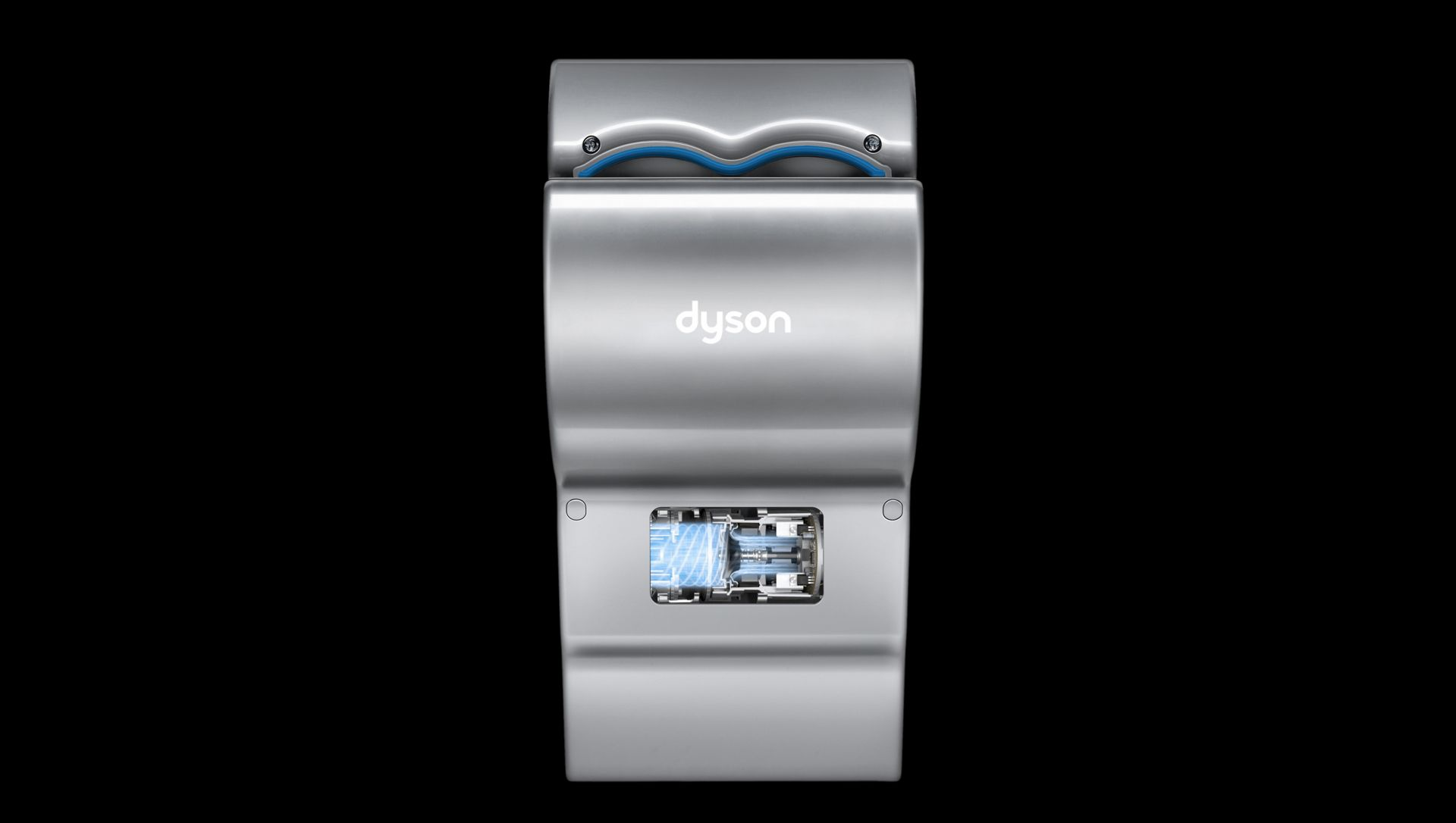 Detailed image showing Dyson Airblade dB digital motor V4