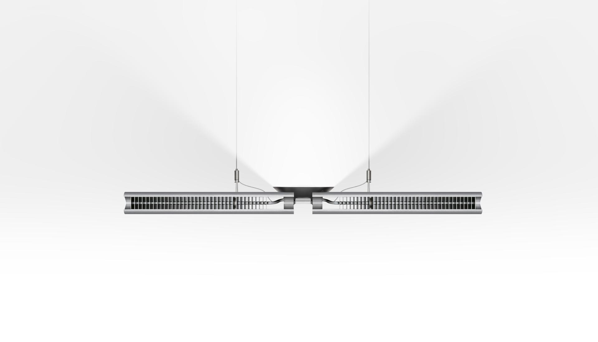Dyson cu-beam down light