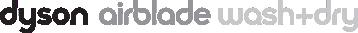 Airblade Wash+Dry logo