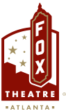 Logo du centre de divertissement Fox Theater