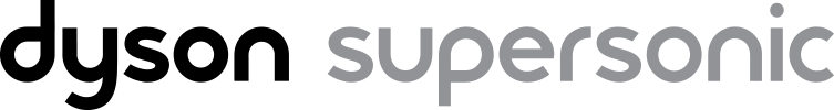 Dyson Supersonic hair dryer logo