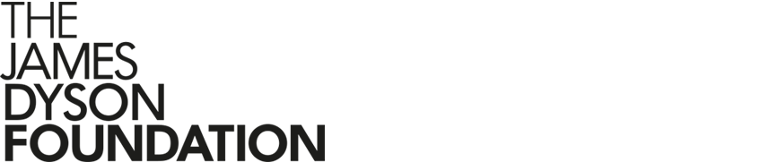 Logo van de James Dyson Foundation