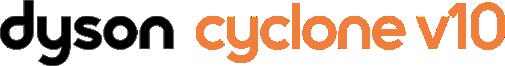 Dyson V8 cordless vacuum cleaner logo