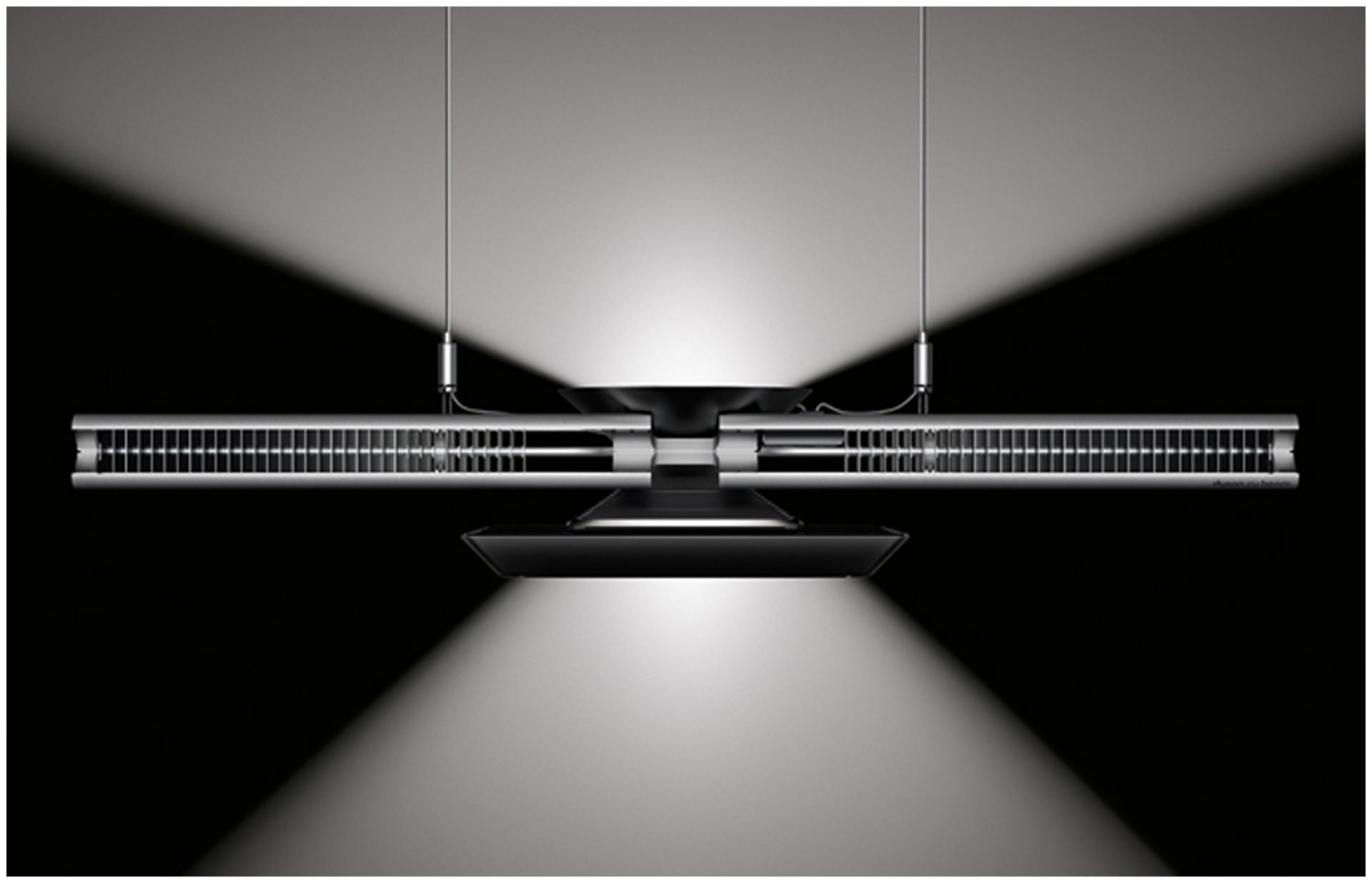 Dyson Cu-beam duo light.