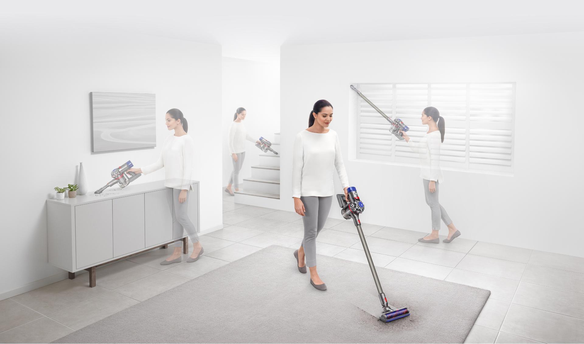 Vedeți cum să curățați fără fir