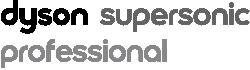 다이슨 슈퍼소닉 프로페셔널 로고