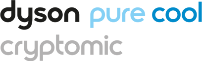 Dyson Pure Cool Cryptomic logo