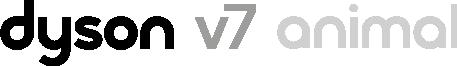 Dyson V7 Animal vacuum logo