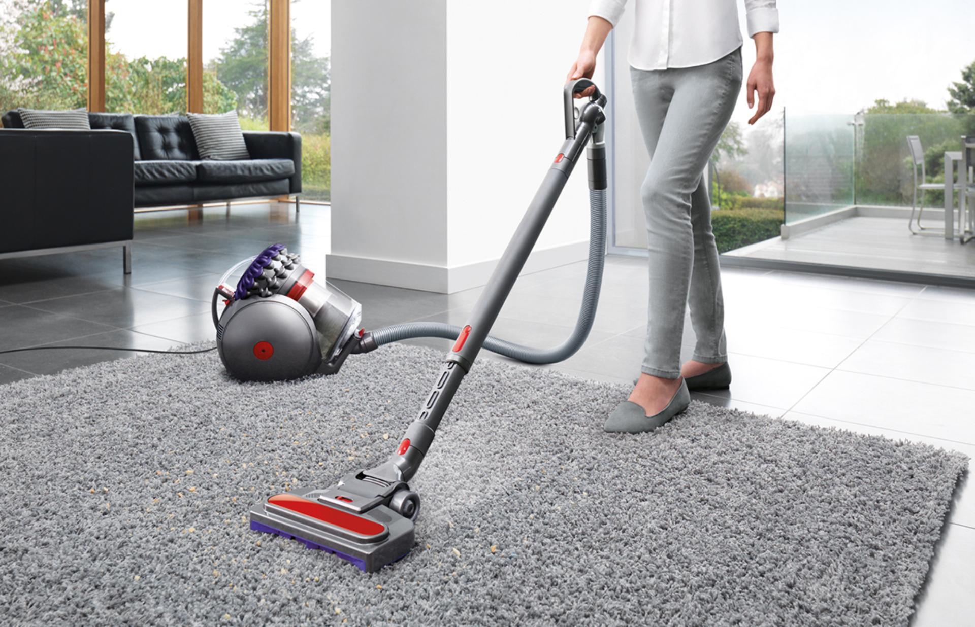 Dyson barrel vacuum cleaner