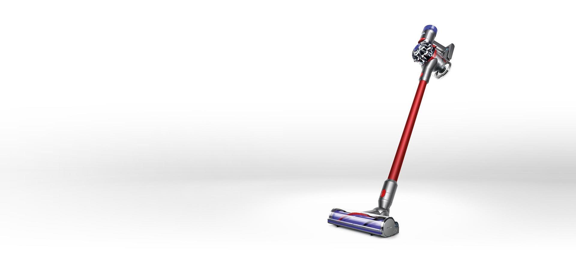 Two Dyson V7 vacuum cleaners