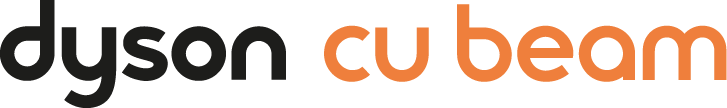 Dyson Cu-Beam lighting logo