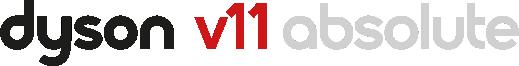 Logo Dyson V11 Absolute