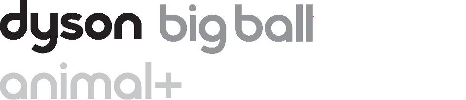 Dyson Big Ball vacuum cleaner logo