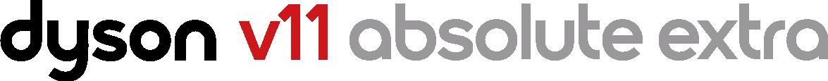 Dyson V11 Absolute Extra logo