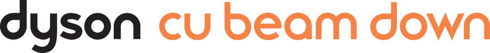 Cu-Beam Down logo