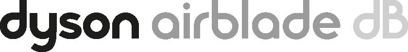 Dyson Airblade dB hand dryer logo