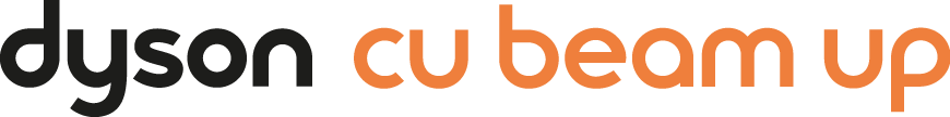 Dyson Cu-Beam Up lighting logo