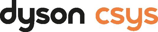 Dyson CSYS task light logo