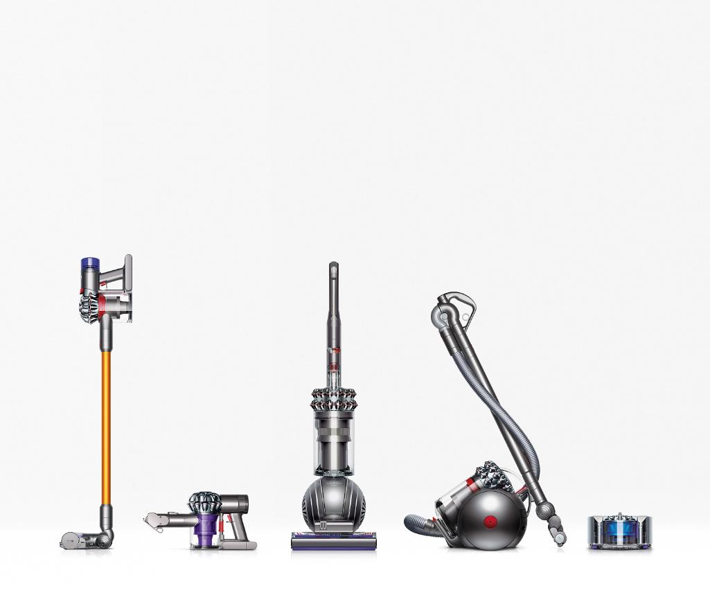 Choose The Right Dyson Vacuum Cleaner For You