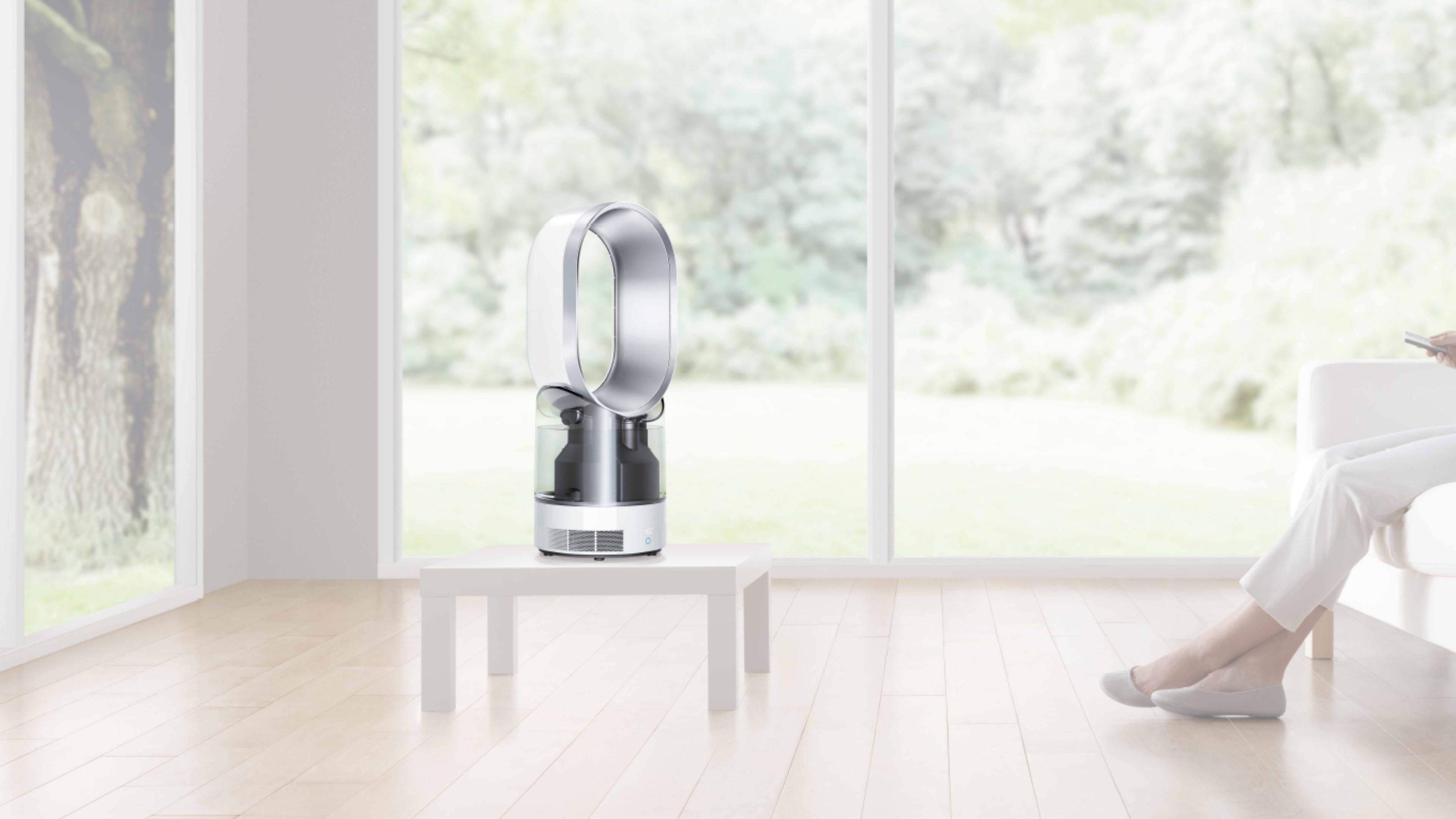 Dyson humidifiers comfortable environment
