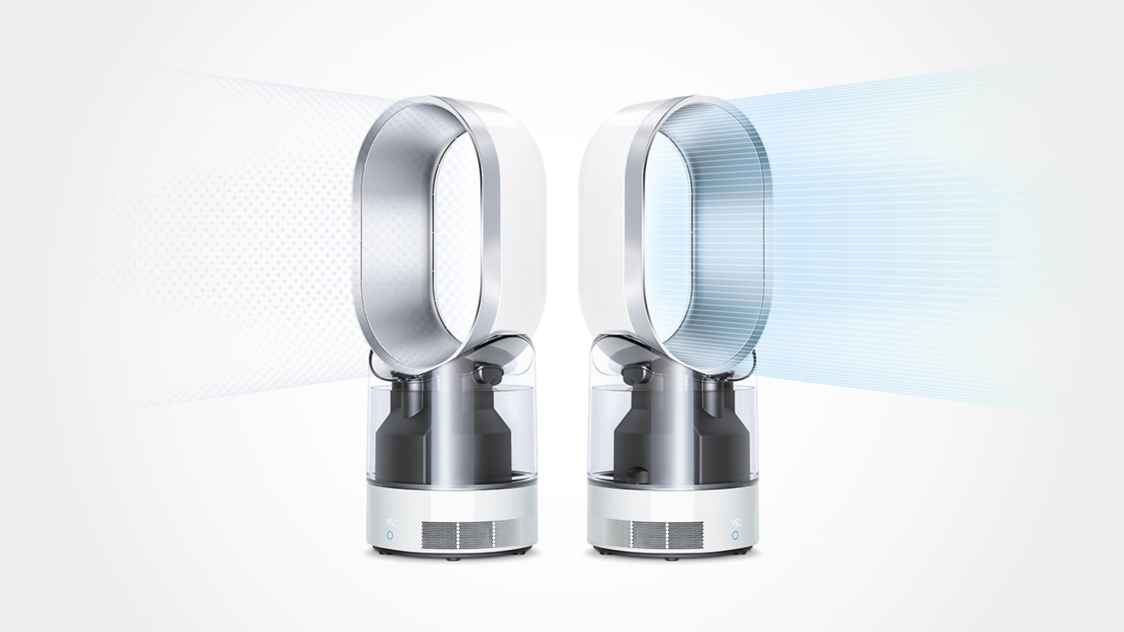Dyson humidifiers dual function