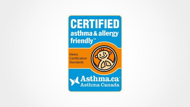 Asthma certification