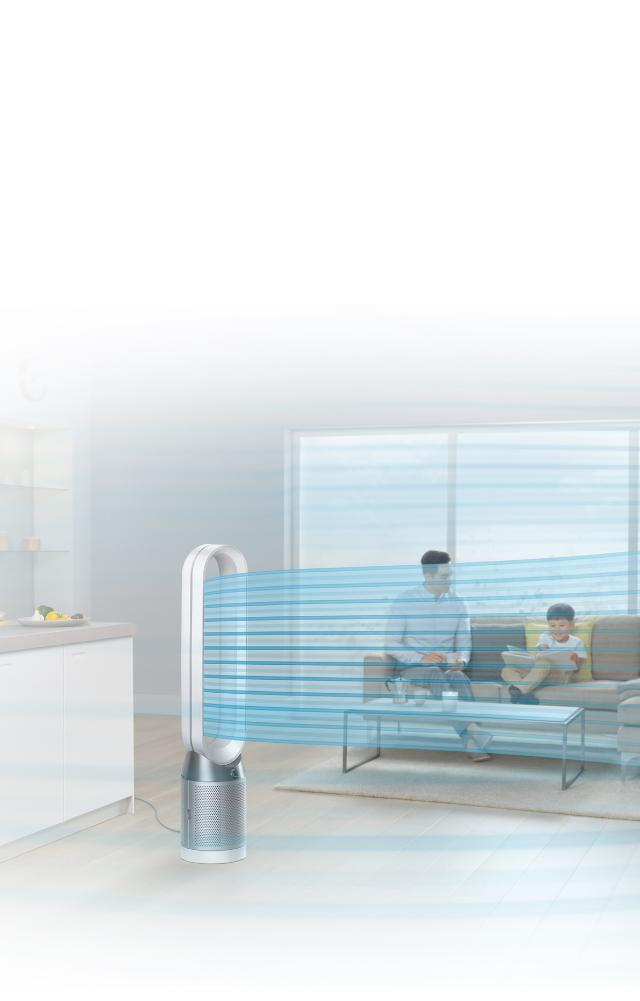 Dyson Pure Cool Air Purifiers | Dyson | Air on the Side of