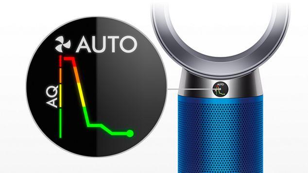 Senses pollutants in real time