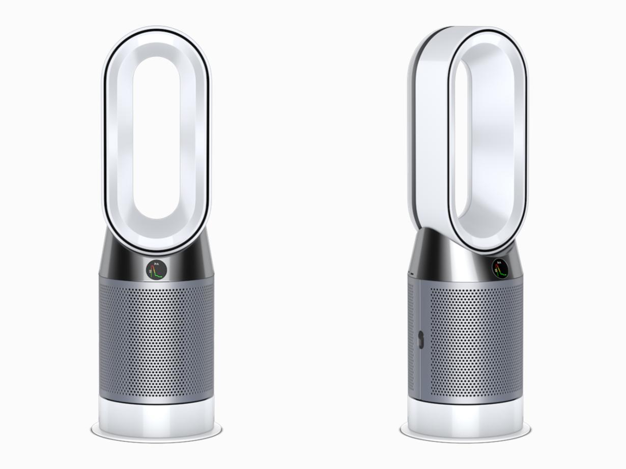 Dyson Pure Hot + Cool purifier fan heater Specifications