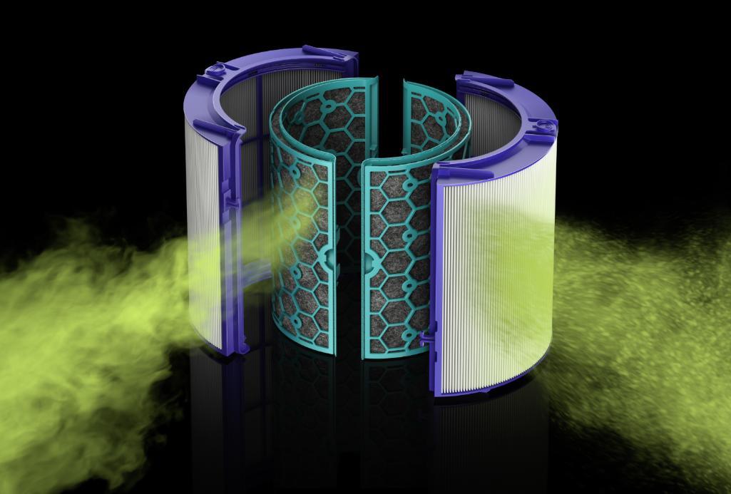 Kết quả hình ảnh cho Dyson Pure Hot + Cool Link