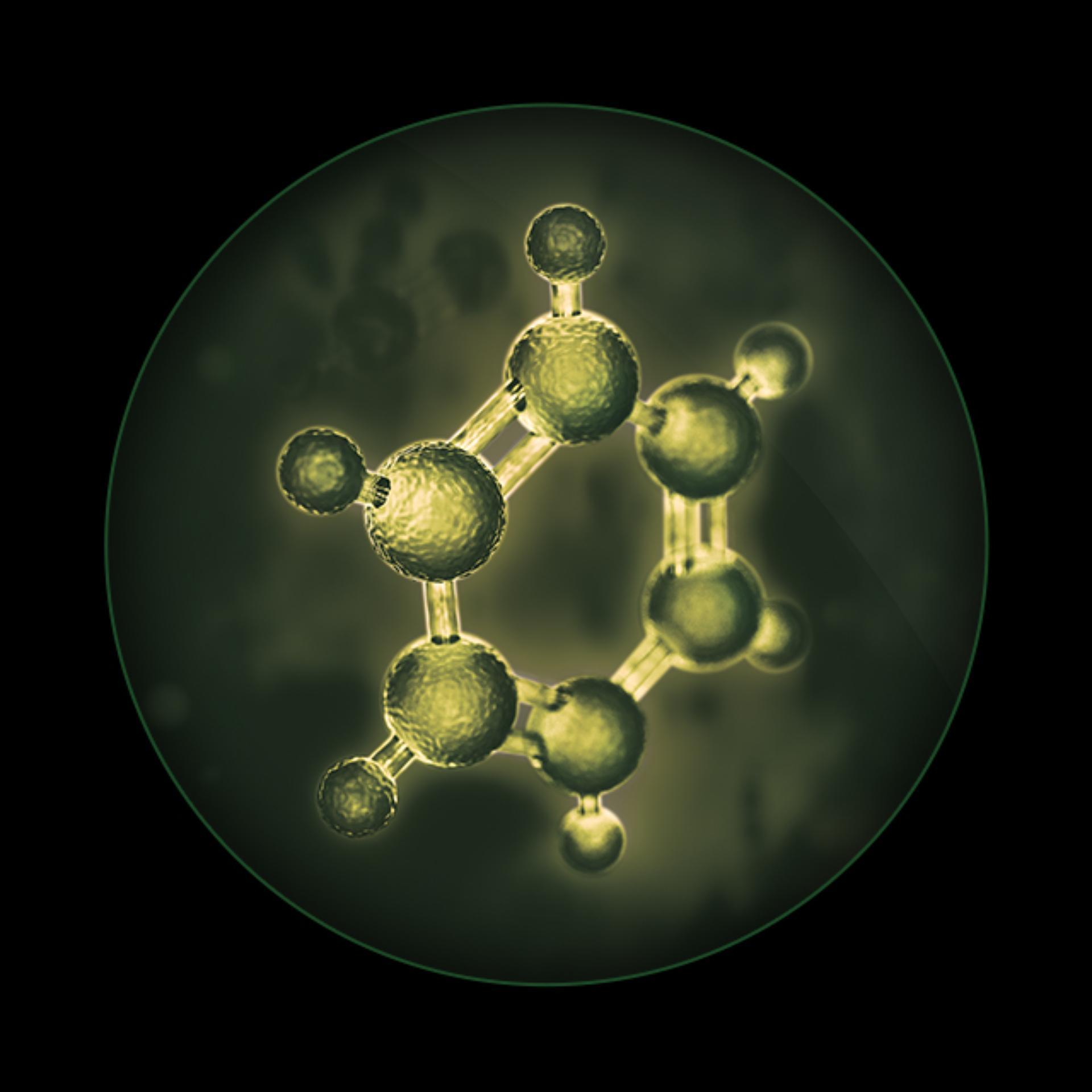 Benzol és VOC ábra