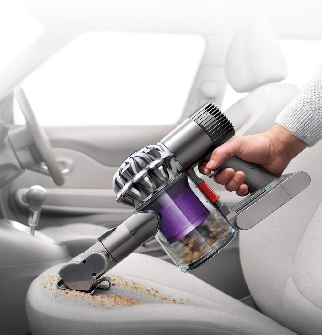 From home to car explore cord free handheld vacuums