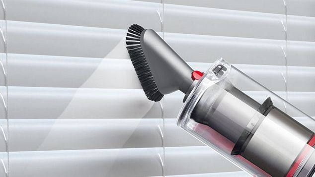 Dyson V10 Absolute cordless vacuum cleaner soft dusting brush