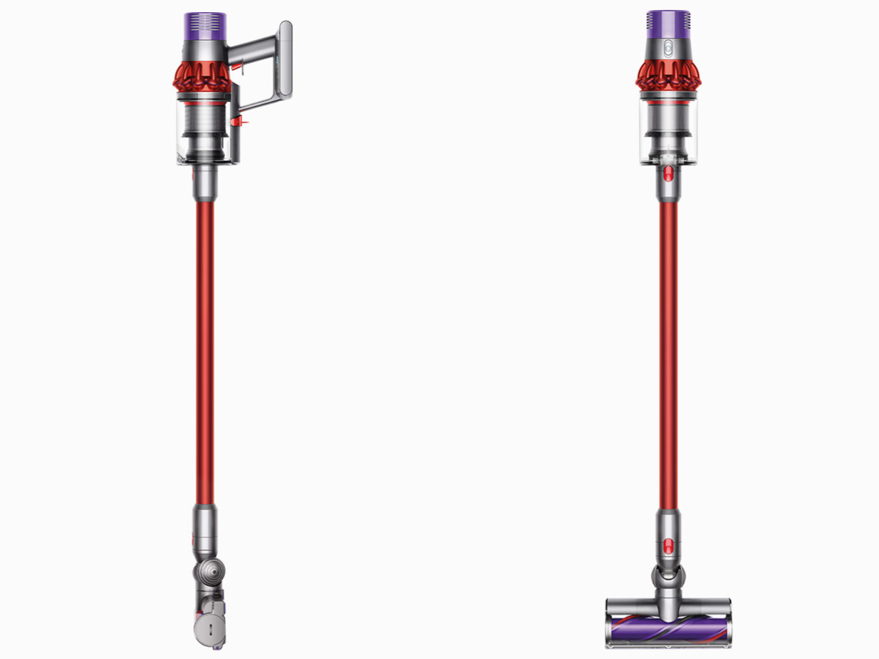 Dyson V10 vacuum cleaners