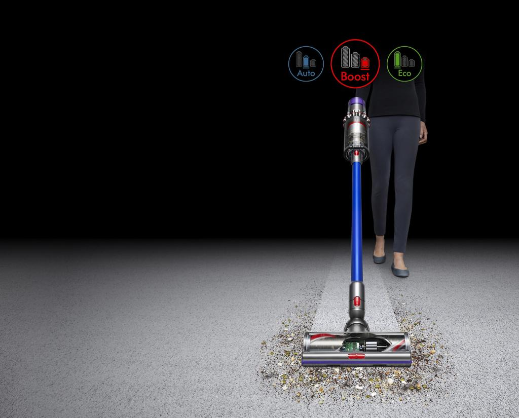 Intelligently Optimizes Suction And Run Time Dyson V11 Cord Free Vacuums Today