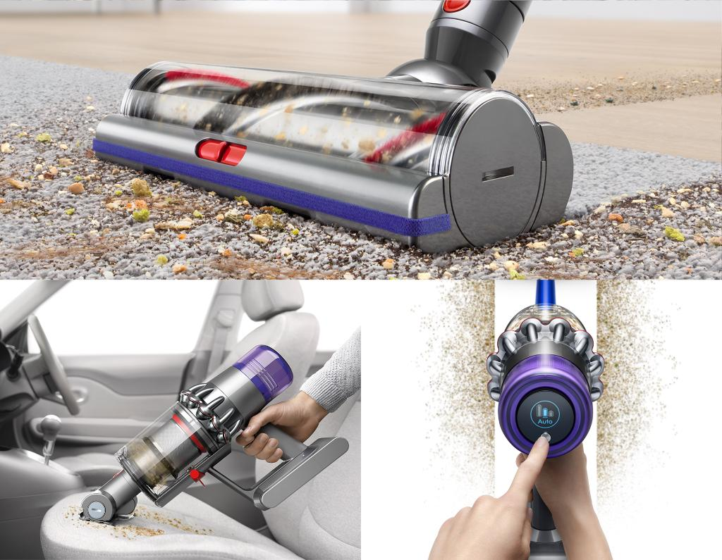 Cordless Vacuum Cleaners | Dyson